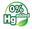 0% Hg